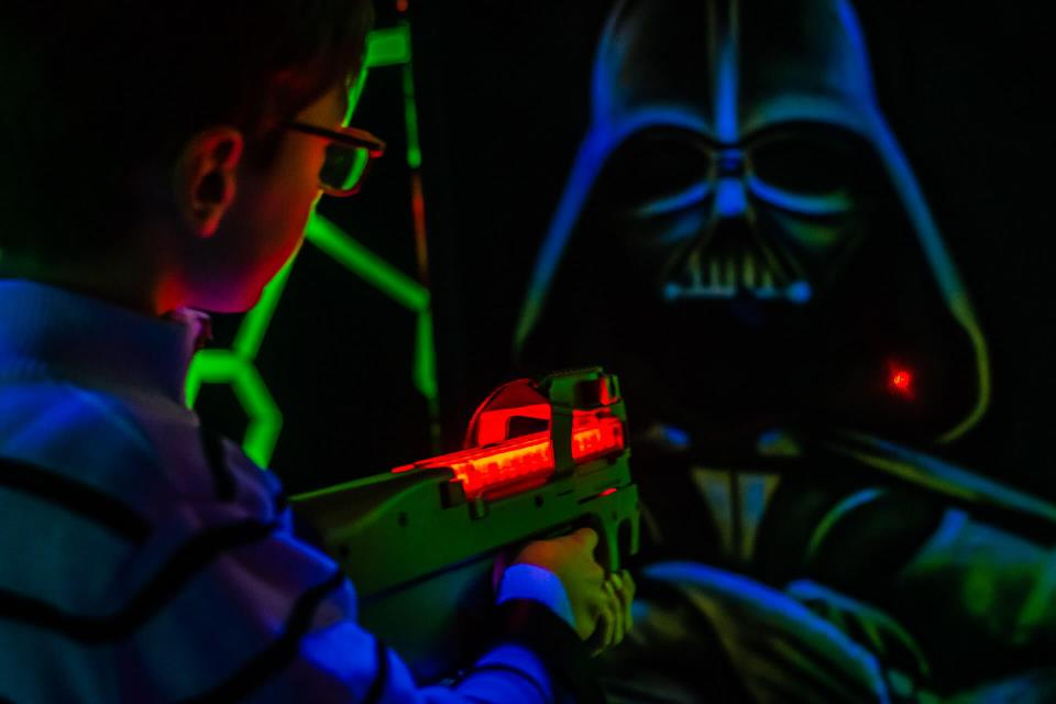 lasergame à Chavelot